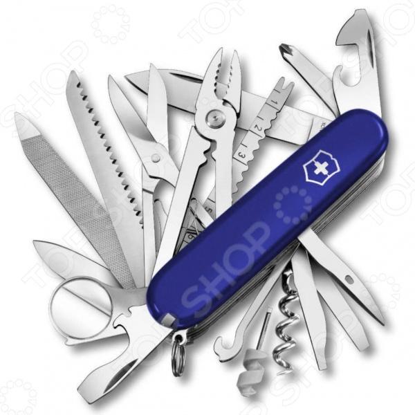 Нож перочинный Victorinox SwissChamp 1.6795.2R