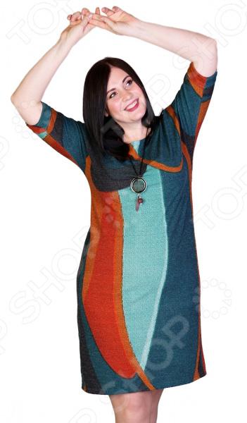 Платье Milana Style «Загадочная улыбка» платье milana style цвет коричневый
