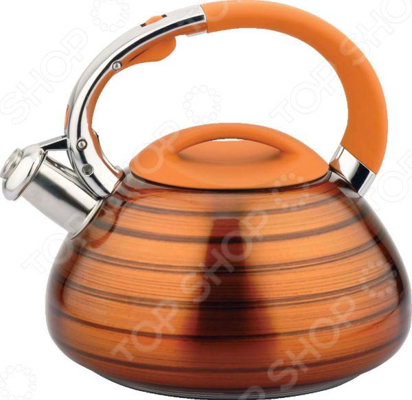 Чайник со свистком Bayerhoff «Полосы»