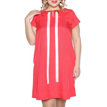 Купить Платье Prima Linea «Ямайка». Цвет: коралловый
