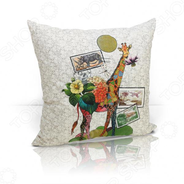 Подушка декоративная Kauffort Giraffe подушка декоративная kauffort giraffe