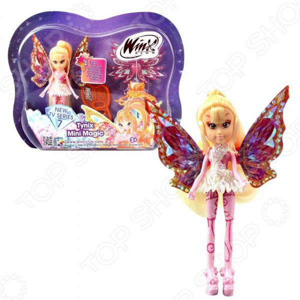 Мини-кукла Winx Stella