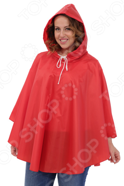 Пончо Laura Amatti «Запах дождя»