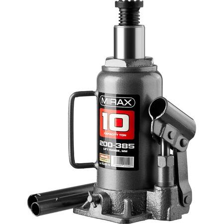 Купить Домкрат гидравлический бутылочный Mirax 43260