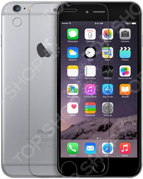 Пленка защитная Nillkin Apple iPhone 6/iPhone 6S Plus защитная пленка nillkin защитная пленка nillkin для lenovo k910 матовая