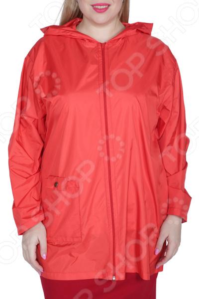 Дождевик Гранд Гром «Дождливый день». Цвет: красный туника гранд гром ассорти идей цвет коричневый