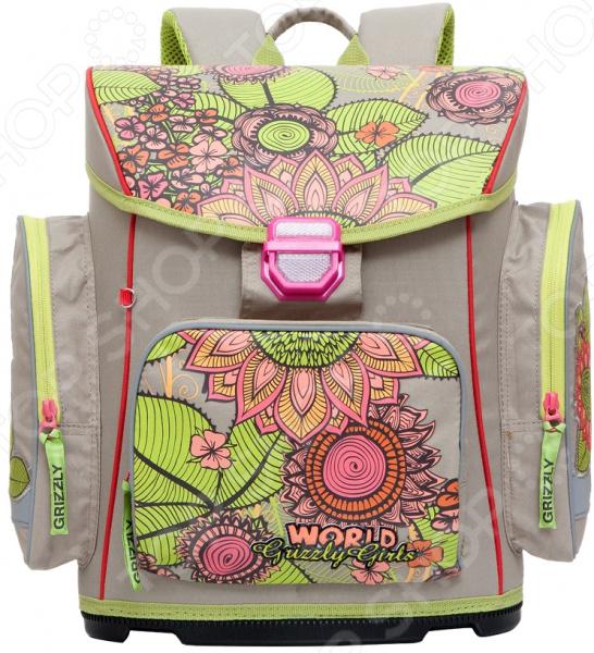 Рюкзак школьный Grizzly RA-676-4/1