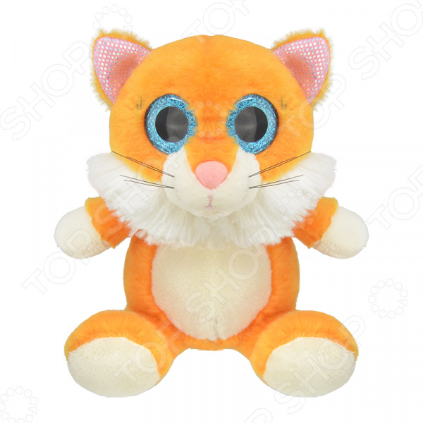 Мягкая игрушка Wild Planet «Котенок» Мягкая игрушка Wild Planet «Котенок» /