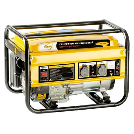 Генератор бензиновый Denzel GE 2500