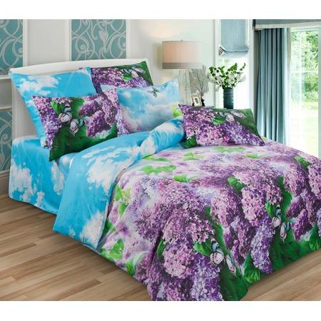 Купить Комплект постельного белья Диана «Сирень» 4257-2