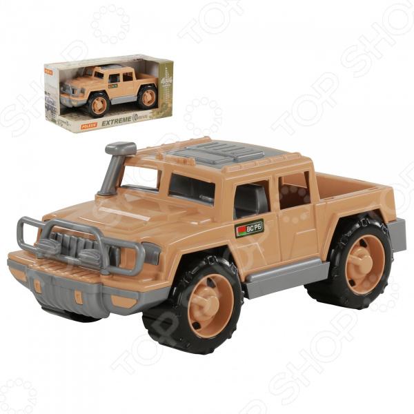 Машинка игрушечная POLESIE «Пикап. Защитник-Сафари» polesie смурфетта