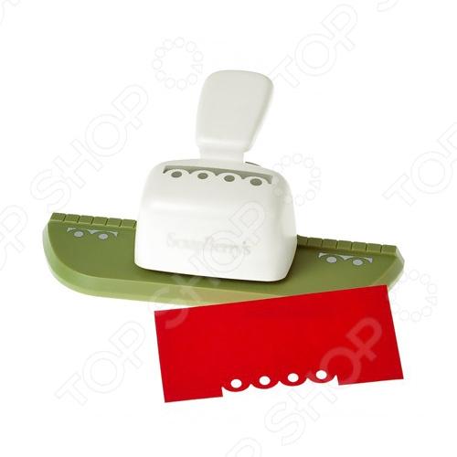 Дырокол фигурный для декорирования кромки листа ScrapBerry's SCB 606.107. В ассортименте
