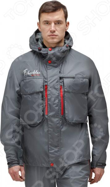 Куртка для рыбалки FISHERMAN Nova Tour «Коаст V2»