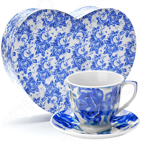 Zakazat.ru: Чайный набор Mayer&Boch «Сердце» 22533