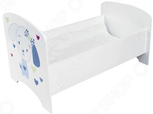 Кровать для куклы PAREMO «Крошка Ди»