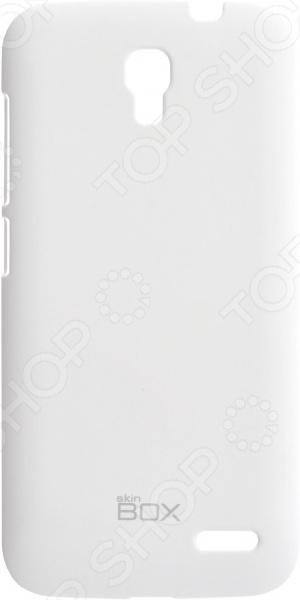 Чехол защитный skinBOX Alcatel POP 2 5042D skinbox flip case skinbox alcatel 5036d pop c5