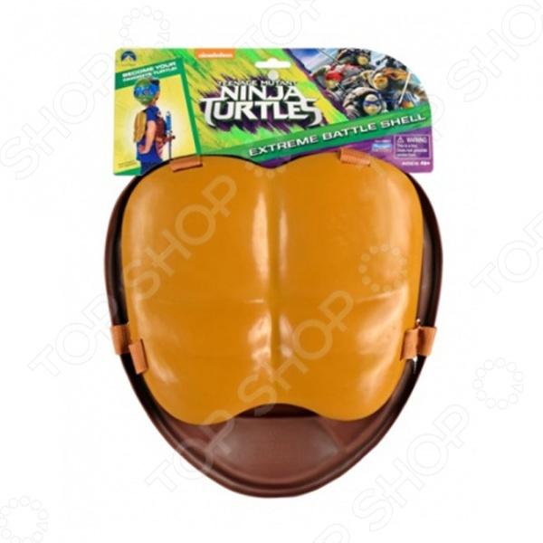 Щит игрушечный Nickelodeon двусторонний «Панцирь»