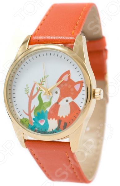 Часы наручные Mitya Veselkov «Милая лиса»