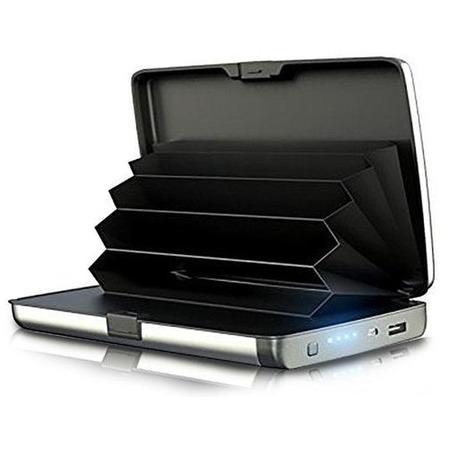 Купить Умный кошелек 2 в 1 с зарядкой E-Charge Wallet. В ассортименте