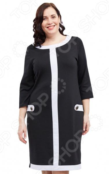 Платье Матекс «Вивьен». Цвет: черный