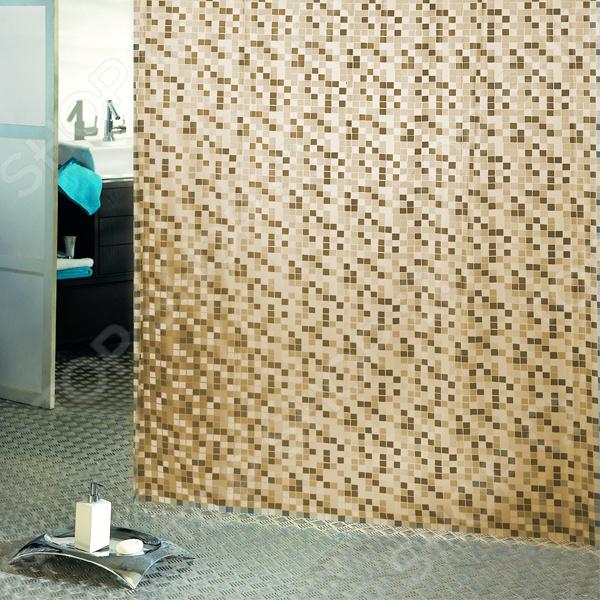 Штора для ванной Mosaico
