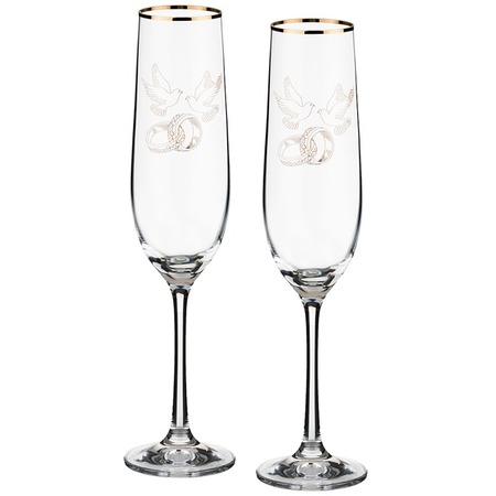 Купить Набор бокалов Bohemia Crystal 674-560
