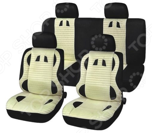 Набор чехлов для сидений SKYWAY Drive SW-101077 S/S01301030 куплю чехлы на авто с орлами