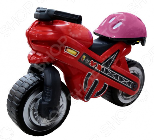 Каталка детская Coloma Y Pastor «Мотоцикл» 46765. В ассортименте
