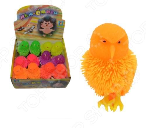 Игрушка-антистресс 1 Toy со светом «Сова». В ассортименте
