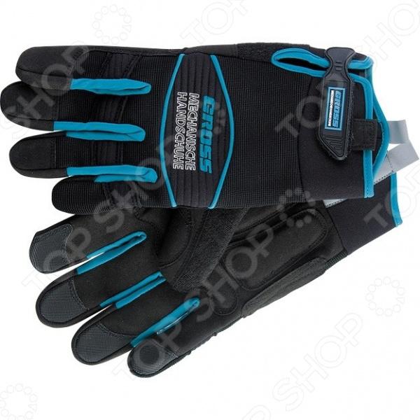 Перчатки комбинированные универсальные GROSS Urbane перчатки newton per7 ангара люкс комбинированные спилковые