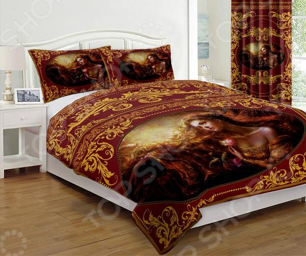 Комплект постельного белья «Золотая Византия». 2-спальный