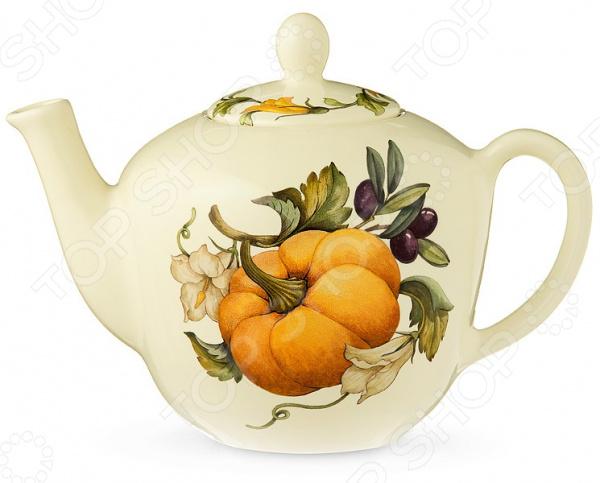 Чайник заварочный Nuova Cer «Тыква» поиск семена тыква марсельеза