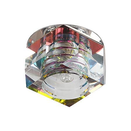 Купить Светильник потолочный встраиваемый Эра DK58 CH/MIX