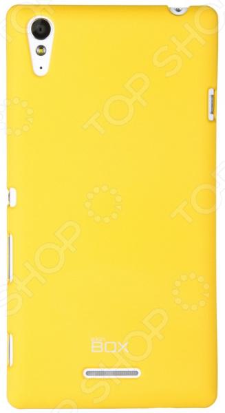 Чехол защитный skinBOX Sony Xperia T3 чехол для электронной книги skinbox sony xperia t3 d5103