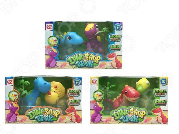 Набор игрушек для ванны Yako с пищалкой. В ассортименте