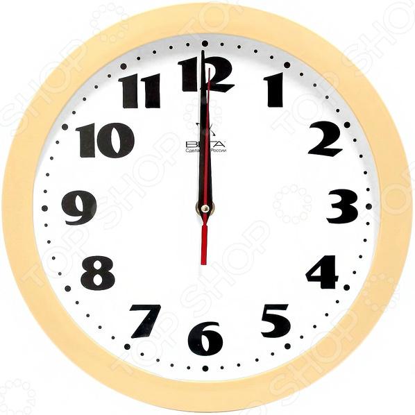 Часы настенные Вега П 1-14/7-45 «Храм»