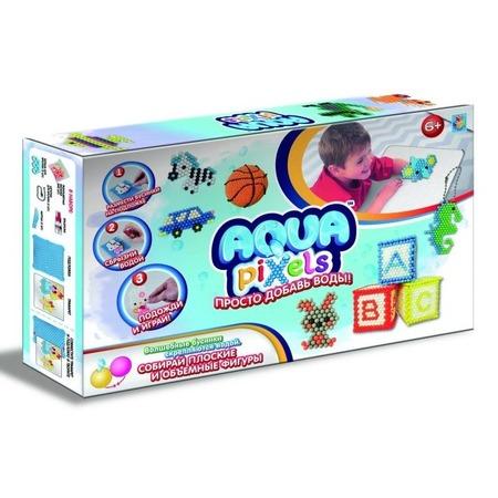Купить Набор для детского творчества 1 Toy Aqua pixels «Набор принцессы»
