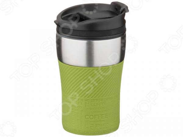 Термокружка Agness Coffee 709-061