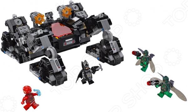 Конструктор игрушечный LEGO «Сражение в туннеле»
