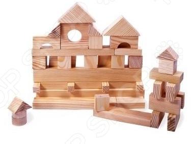 Конструктор деревянный PAREMO «Домик» Конструктор деревянный PAREMO «Домик» /