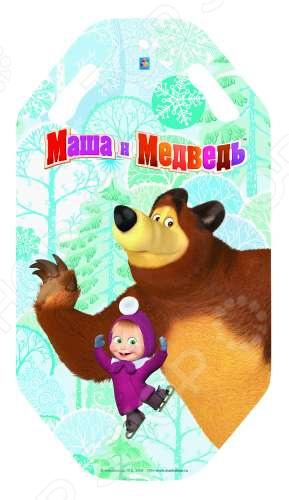 Zakazat.ru: Ледянка 1 Toy «Маша и Медведь»