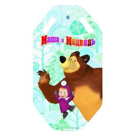 Купить Ледянка 1 Toy «Маша и Медведь» Т59045