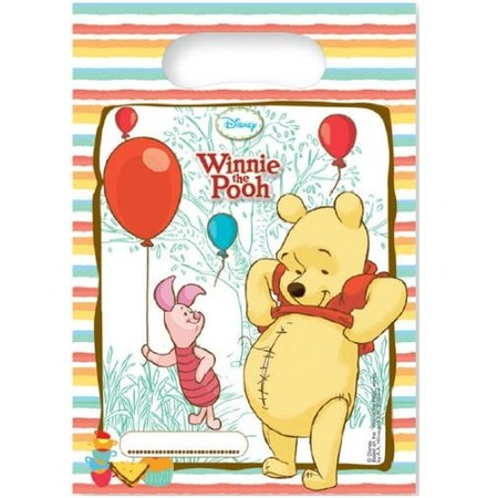 Купить Подарочные пакетики Procos «Винни-Пух и Пятачок»