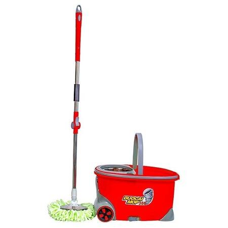 Купить Набор для уборки: швабра и ведро Greenberg GB-2141