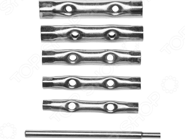 Набор ключей трубчатых DEXX 27192-H6