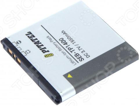 Аккумулятор для телефона Pitatel SEB-TP1400 аккумулятор для телефона pitatel seb tp321