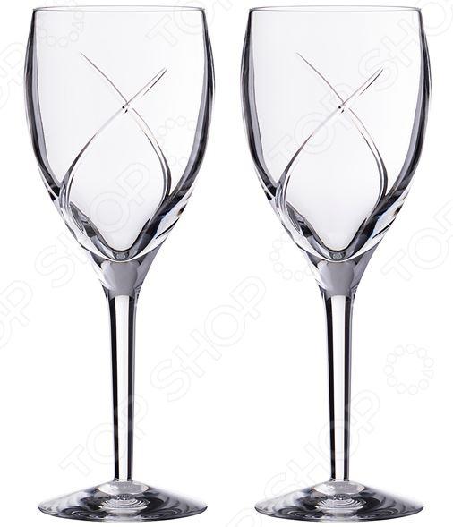 Набор бокалов для вина 29-3102 набор бокалов для бренди коралл 40600 q8105 400 анжела