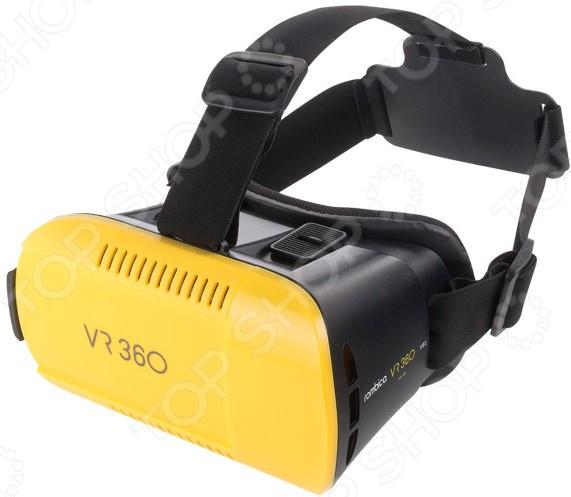 Очки виртуальной реальности Rombica VR360 V01 очки виртуальной реальности rombica vr360 v06 vr 06