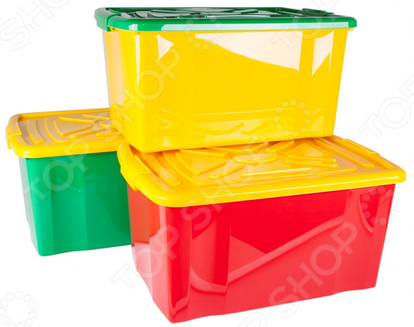 Ящик для хранения Miolla SB2. В ассортименте