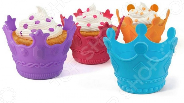 Fred&Friends Набор форм для выпечки Fred&Friends Aristocakes